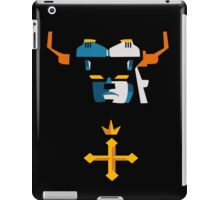 Voltron Out of the Dark iPad Case/Skin