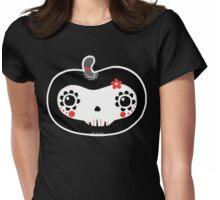 Lil Pumpkin - Sugar Skull  Womens Fitted T-Shirt