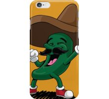 Why are Peppers so Nosey?? iPhone Case/Skin