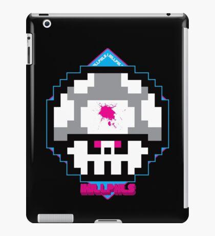 I KILL PXLS: Dead Pixels - VERSION BLACK iPad Case/Skin