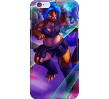 Grooving to the Glow iPhone Case/Skin