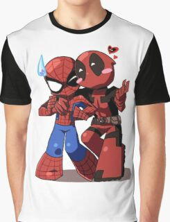 SPIDERPOOL Graphic T-Shirt