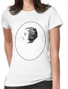 Amadeus Mozart Womens Fitted T-Shirt