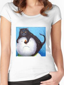 One of Your Five a Day Women's Fitted Scoop T-Shirt
