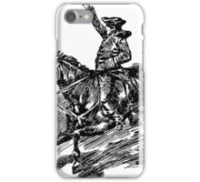 Paul Revere iPhone Case/Skin