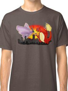 Venomothra Vs. Charzilla Classic T-Shirt