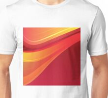 Cherry Orange and Lemon Lollipop Swirl Unisex T-Shirt