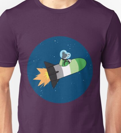 Aromantic Explorer Unisex T-Shirt