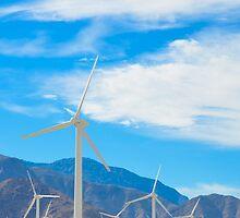 Wind turbines by ellensmile