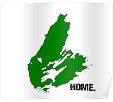 Cape Breton Island is my Home Poster
