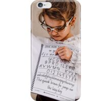 Teach iPhone Case/Skin