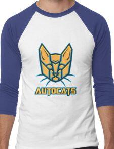 Autocats V2 Men's Baseball ¾ T-Shirt