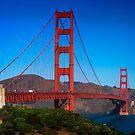 Golden Gate Bridge by Yukondick