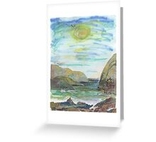SUNNY AFTERNOON(C2016) Greeting Card
