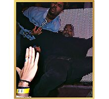 Kanye's Wild Ride Photographic Print