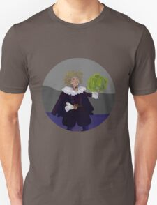 Hamlet with Cabbage Unisex T-Shirt