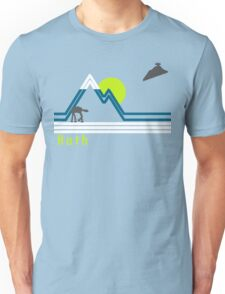 vintage hoth 2  Unisex T-Shirt