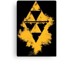 A Link Between Worlds(Halftone) Canvas Print