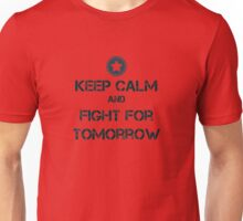Fight for tomorrow Unisex T-Shirt