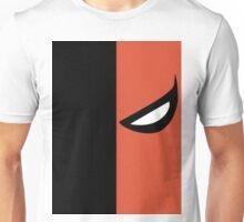 Deathstroke Mask Unisex T-Shirt