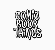 Comic Book Things Sticker Unisex T-Shirt
