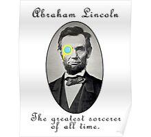 Abrahamy-Ham Poster