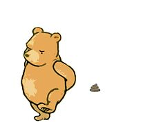 Winnie the poo by k-patz