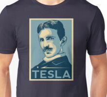 Tesla Poster Unisex T-Shirt