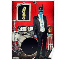 Bat-Cave Poster