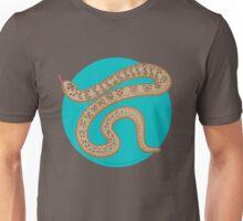 Brown Snake Unisex T-Shirt
