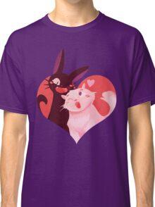 Bread, Cat, Love Classic T-Shirt