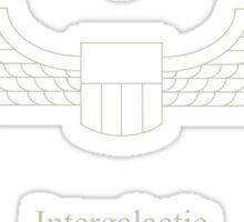 No Man's Sky Intergalactic Passport Sticker