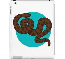 Brown Water Snake iPad Case/Skin