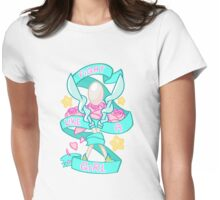 Pearl Womens Fitted T-Shirt
