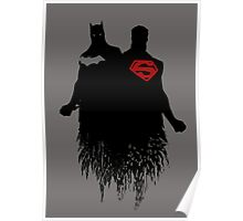Batman/Superman Poster