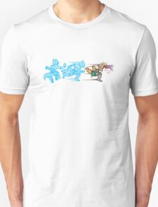 Battlefielded. (Fox) Unisex T-Shirt