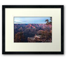 Yaki Point - Grand Canyon - USA Framed Print
