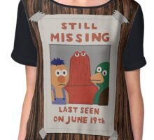 DHMIS - Missing on Tree Don't Hug Me I'm Scared 3 Chiffon Top
