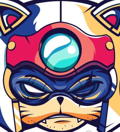 Samurai Pizza Cat: Speedy  Sticker