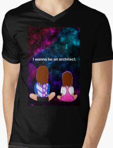I wanna be an architect Mens V-Neck T-Shirt