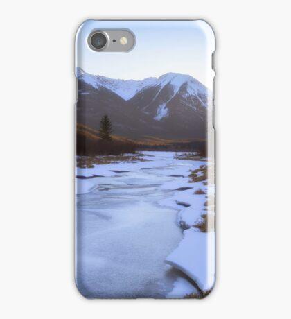Vermillion Lakes - Banff - Canada iPhone Case/Skin
