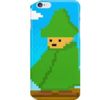 Green Adventurer iPhone Case/Skin