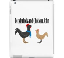 Johnlock in the Hen House iPad Case/Skin