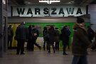 Warszawa by AJM Photography