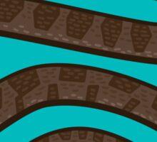 Common Water Snake Sticker