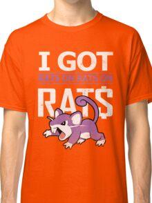 Rats on Rats on Rats Classic T-Shirt