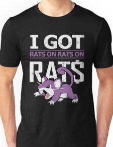 Rats on Rats on Rats Unisex T-Shirt