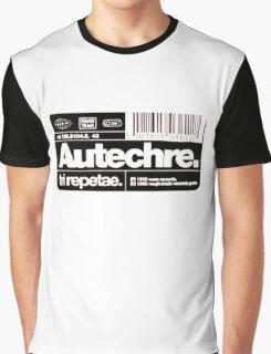 Autechre - Tri Repetae Graphic T-Shirt