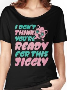 Jiggly Women's Relaxed Fit T-Shirt