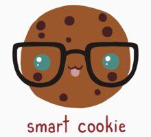 Smart Cookie One Piece - Short Sleeve